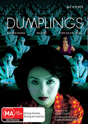 DUMPLINGS - Miriam Yeung and Bai Ling