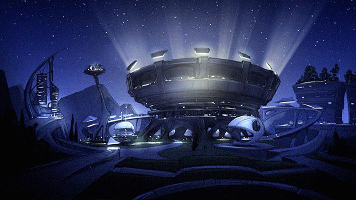 Departure City Arena