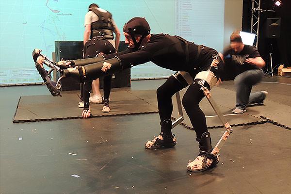 Motion Capture - Deakin Motion Lab