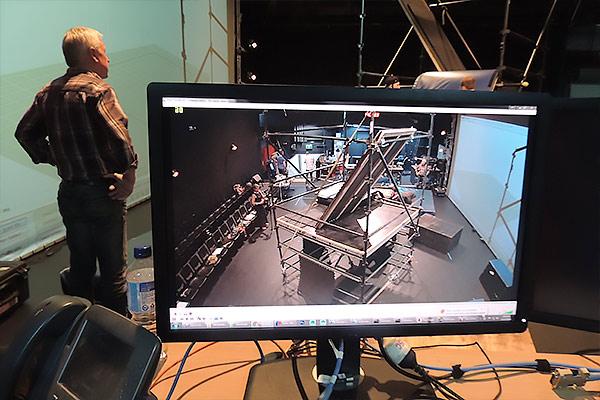 Deakin Motion Lab - Volume