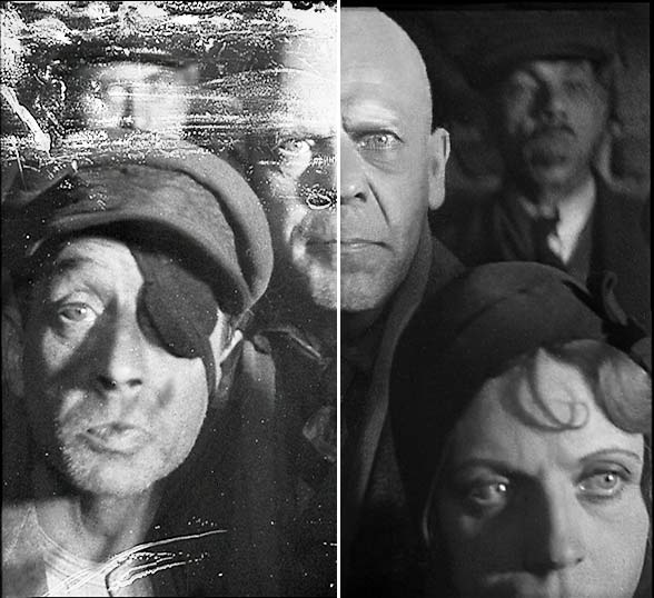 Fritz Lang's M - Restored Images
