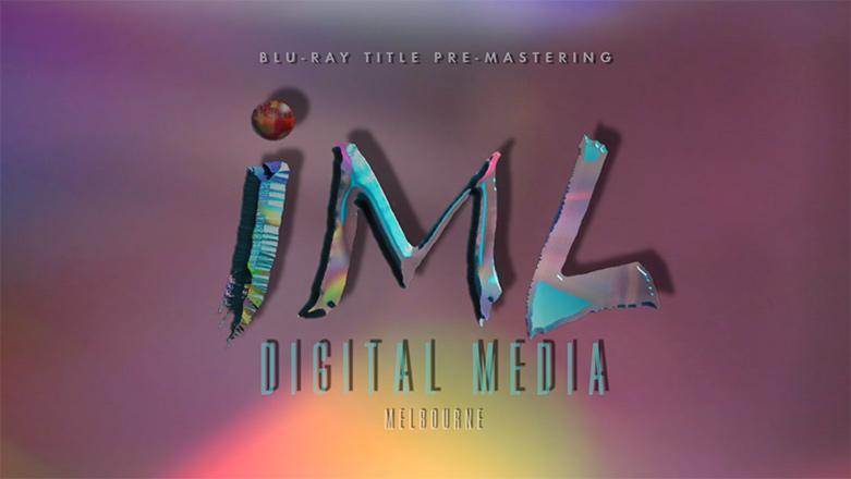 IML BLURAY LOGO - IML Digital Media