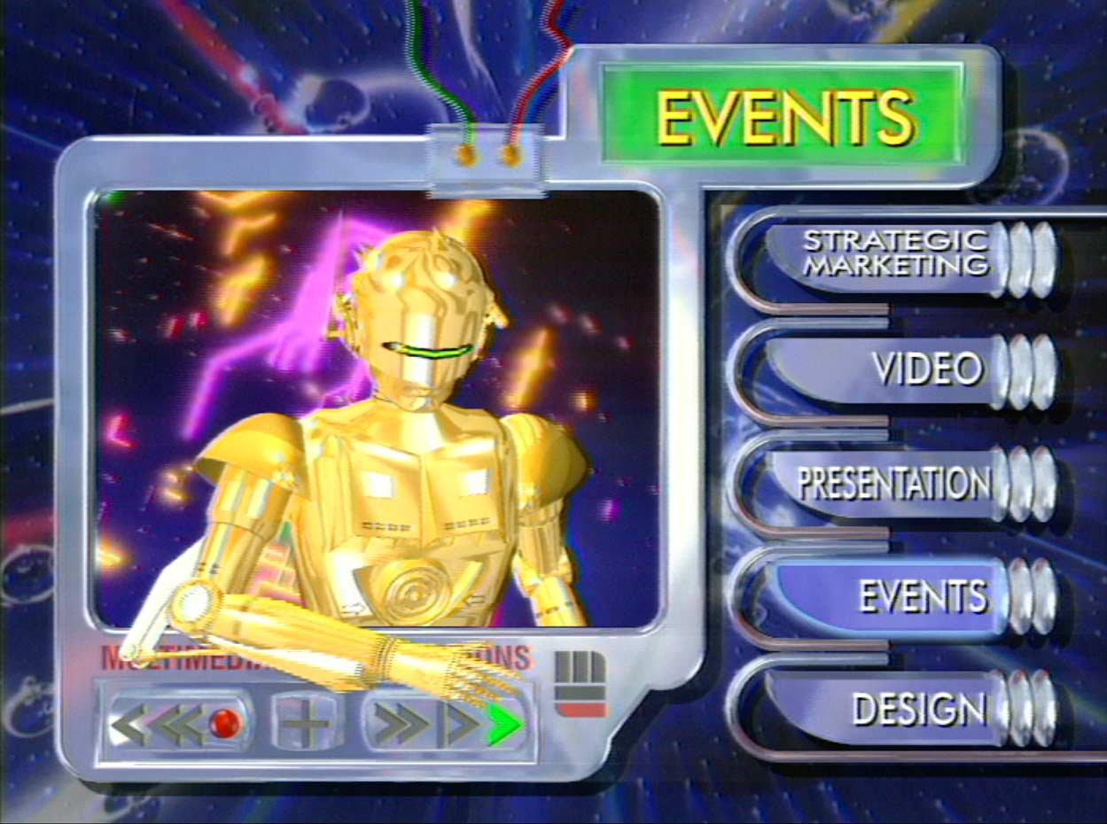 MCL- Multimedia Communications Robot-Events Activation