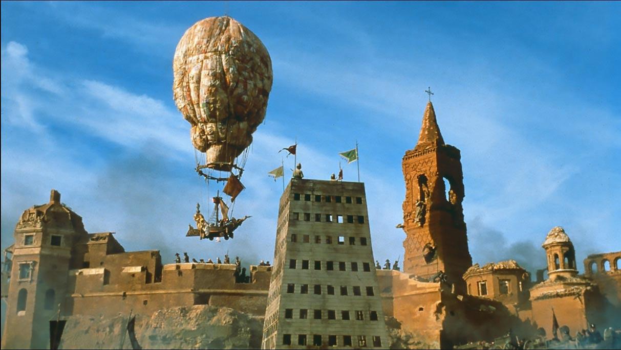 Baron Munchausen - Ballooning Around