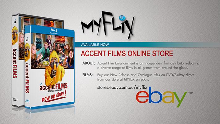 MyFlix - Accent EBAY Online Store