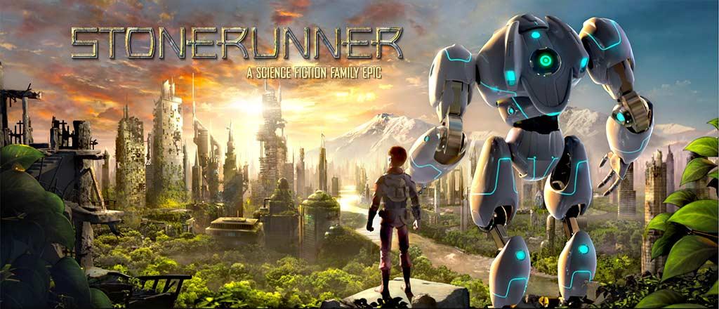 Stonerunner Poster - IML Digital Media
