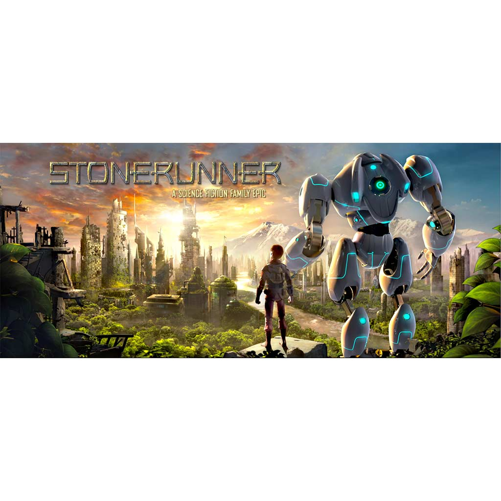 Stonerunner Poster - IML Digital Media