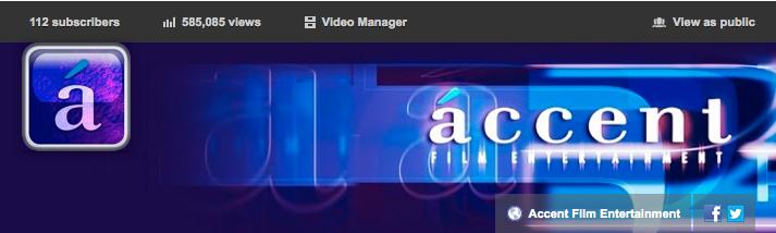 Accent Films Google Banner - IML Digital Media