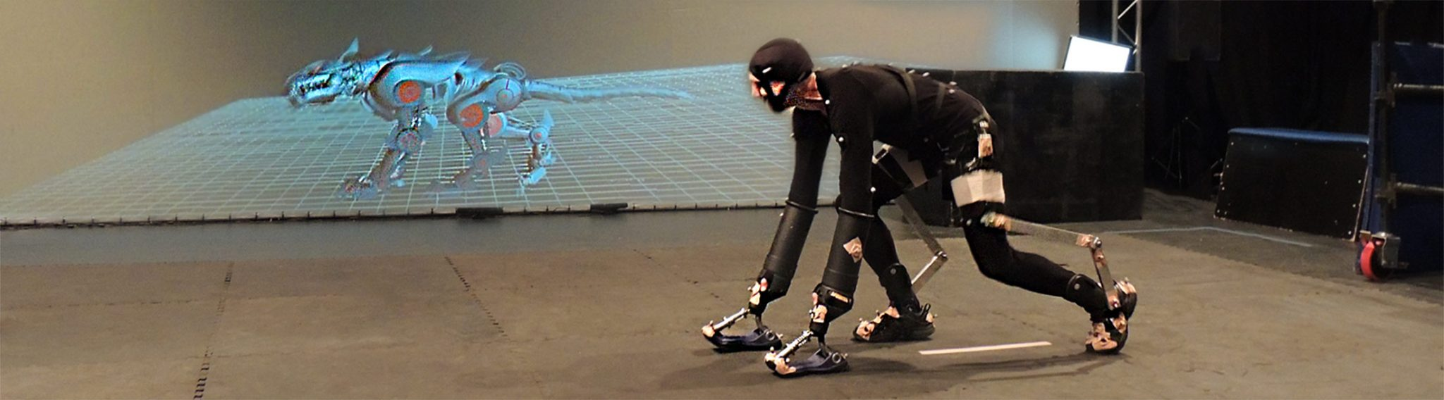 MOTION CAPTURE: When State-Of-The-Art becomes Art-Of-The-State