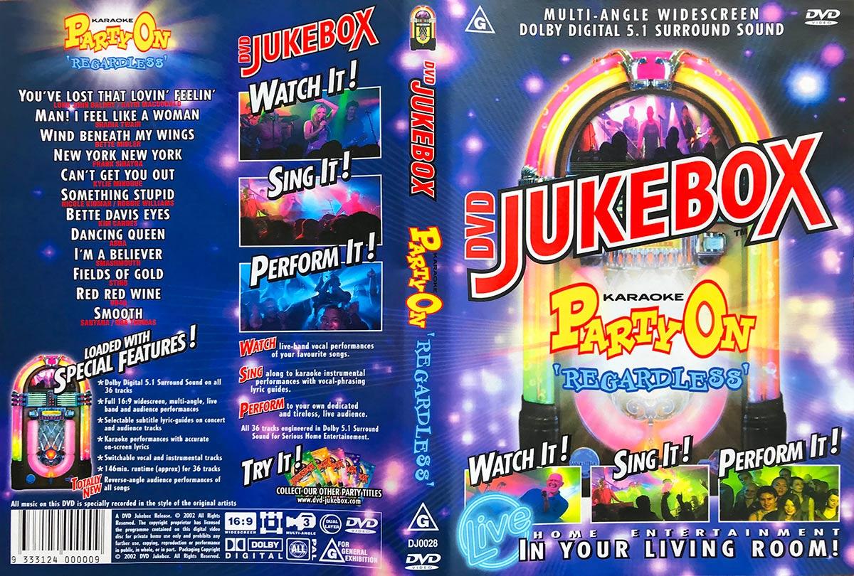 DVD JUKEBOX