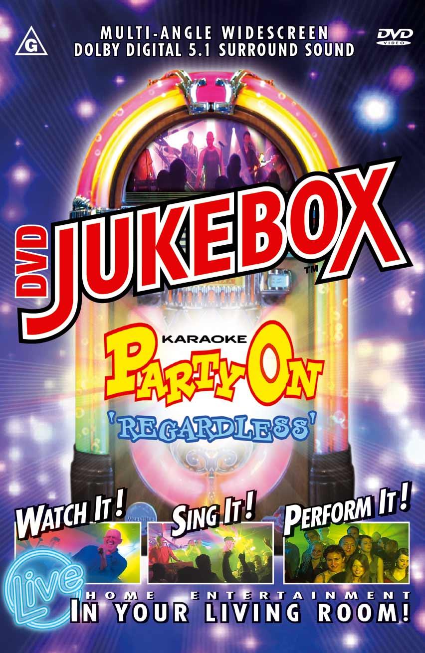 JUKEBOX_DVD Jacket Front