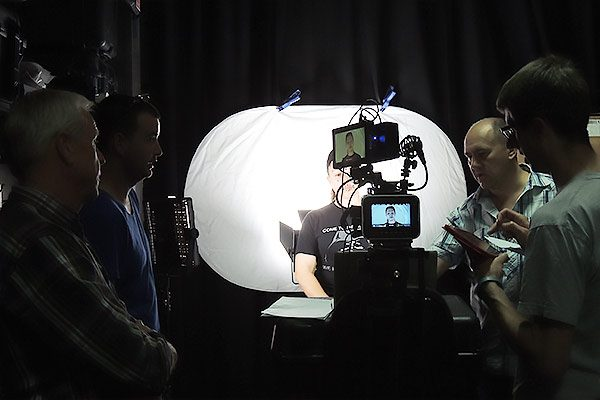 Deakin University - Facial Capture Performance