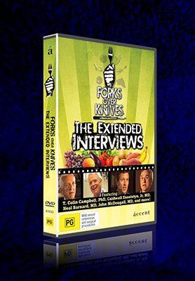 FORKS OVER KNIVES -EXTENDED INTERVIEWS
