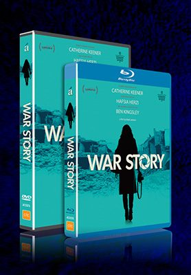 WAR STORY - Ben Kingsley
